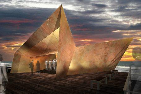 Boardwalk Holocaust Memorial