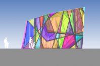 Ausstellungsgebäude follyDOCK