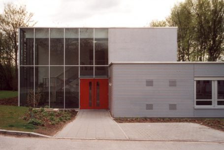Verwaltungsgebäude D5 Universität Dortmund