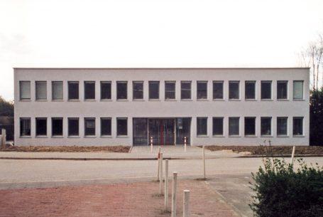 Verwaltungsgebäude D3 Universität Dortmund