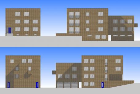 MFH mit 5 Wohnungen